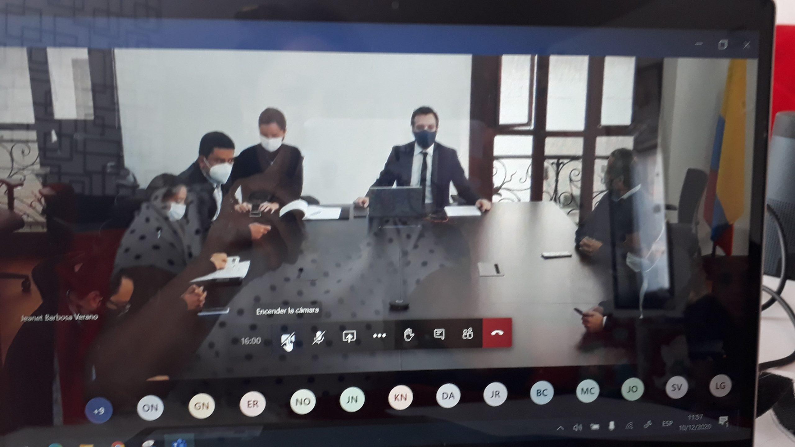 Acuerdo Laboral 2020 – Secretaria Distrital De Gobierno   SDG
